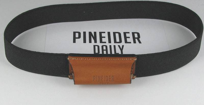 PINEIDER-DAILY REMOVABLE PEN HOLDER-BRĄZ-CUOIO