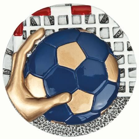 Emblemat DX50 piłka ręczna