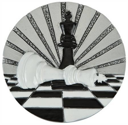 Emblemat DX47 szachy