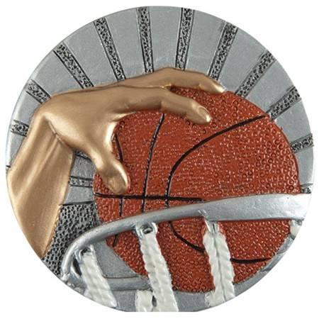 Emblemat DX23 koszykówka