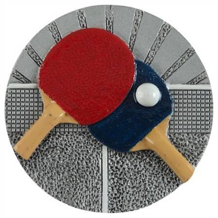 Emblemat DX13 tenis stołowy