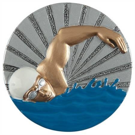 Emblemat DX07 pływanie