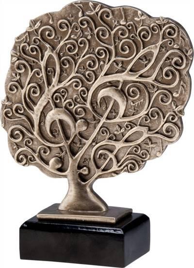 Statuetka RFST2094 Muzyczne drzewo