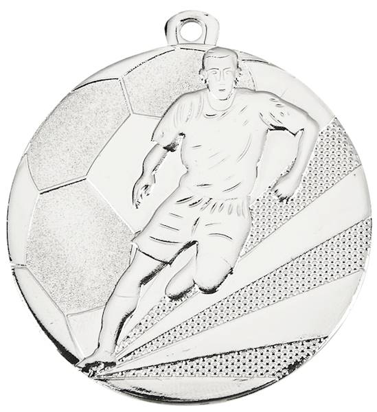 Medal MDX025 S piłka nożna