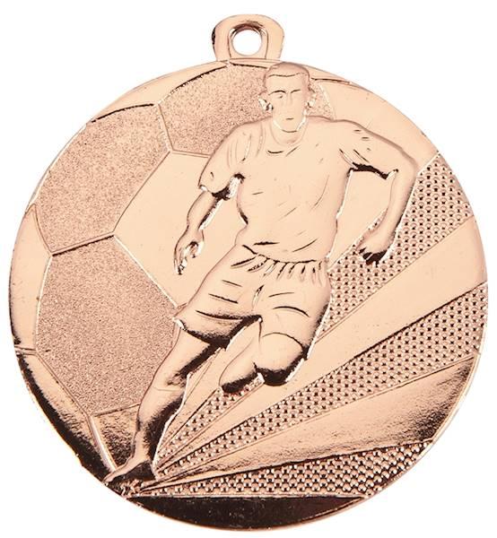 Medal MDX025 B piłka nożna