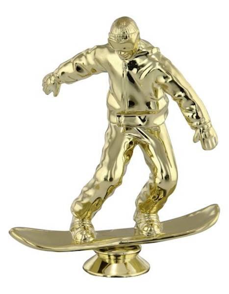 Figurka Snowboard