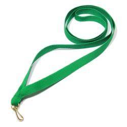 Wstążka tasiemka szarfa 1 cm zielona