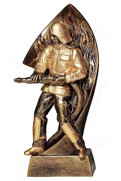 Statuetka RTX015 strażak
