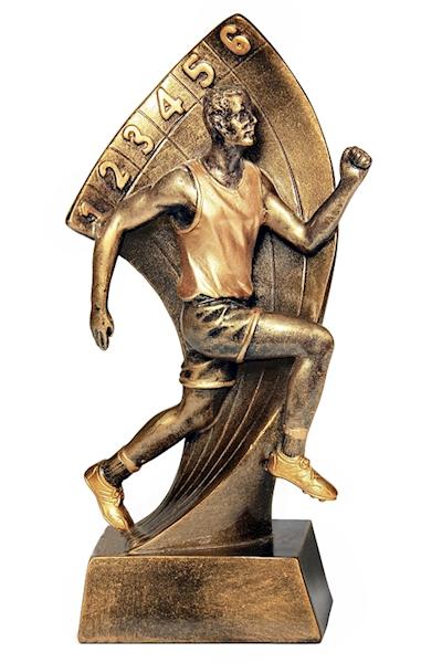 Statuetka RTX009 lekkoatletyka