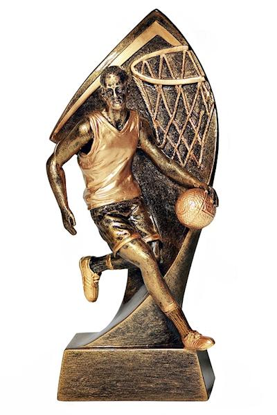 Statuetka RTX006 koszykówka