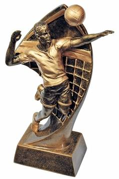 Statuetka RTX005 siatkówka