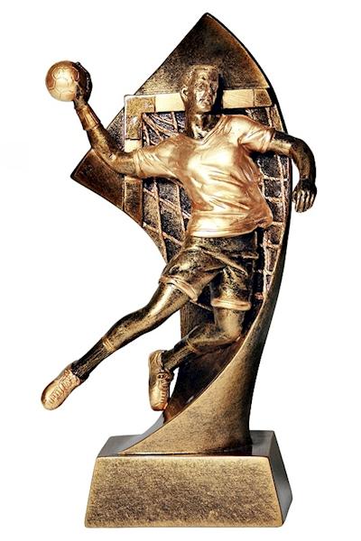 Statuetka RTX004 piłka ręczna