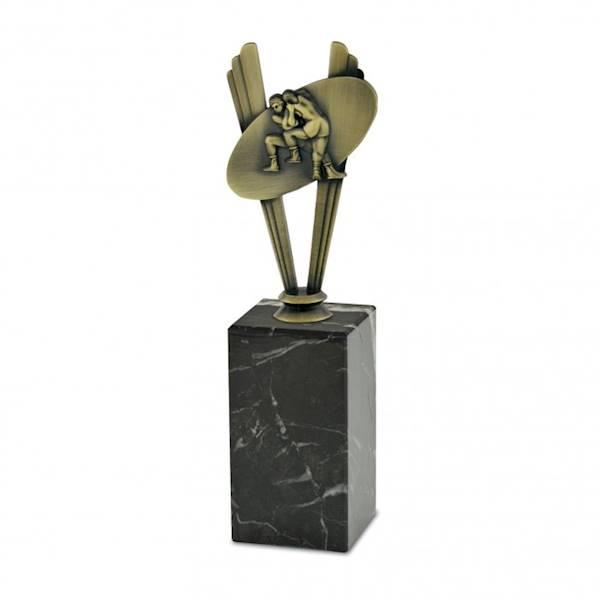 Statuetka metalowa MD 14A zapasy