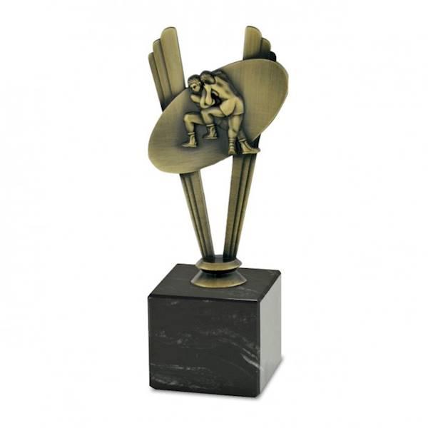 Statuetka metalowa MD 14C zapasy