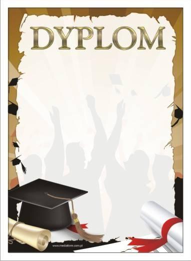 Dyplom MD029