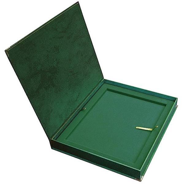 Etui na deskę A4 - zielone
