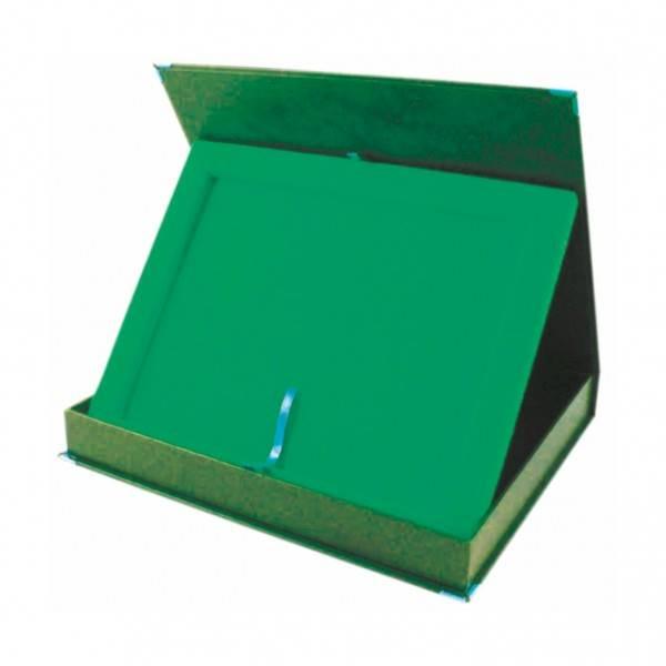 Etui na deskę 225x175 - zielone