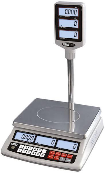 WAGA DIBAL SPC-T 6/15kg RS232