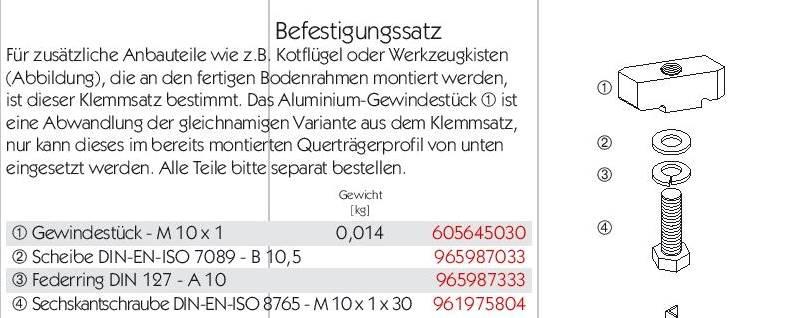 ŁĄCZNIK AL H30 Z GWINTEM  M10X10 PASUJE DO 641178