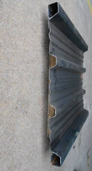 STALOWY PROFIL BURTOWY A1/81/1000/2,5/1m
