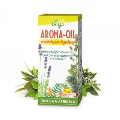 ETJA Kompozycja naturalnych olejków eterycznych -