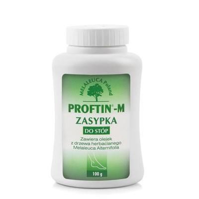Proftin-M Zasypka do stóp 100g MELALEUCA