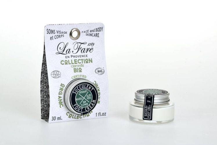 LA FARE krem do stóp SUCCULENT 30 ml