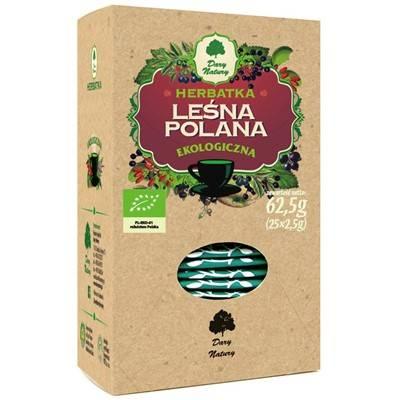 Herbata Leśna polana fix 25*2,5g BIO DARY NATURY
