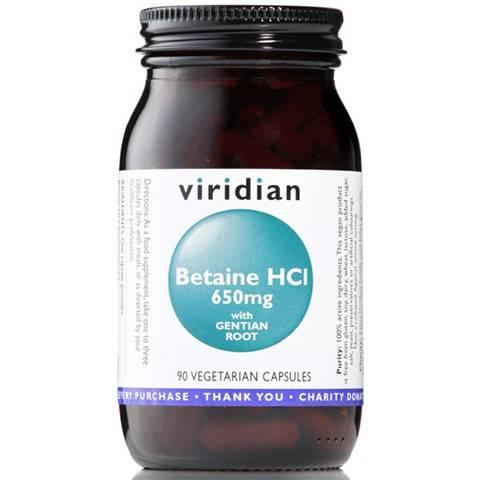 VIRIDIAN BETAINE HCI 90k