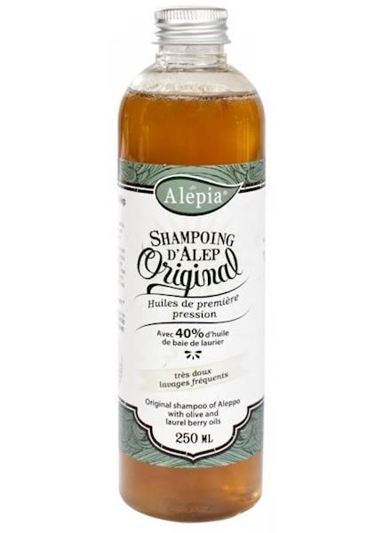 ALEPIA szampon  żel 40% oleju LAUROWEGO 250ml