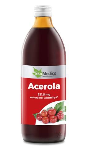 EkaMedica Acerola 0,5L