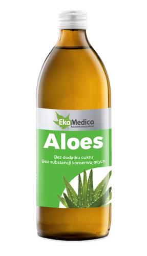 EkaMedica Aloes 0,5L