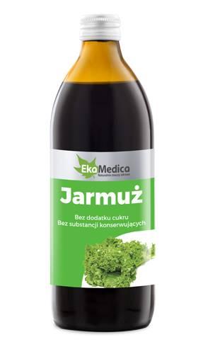 EkaMedica Jarmuż 0,5L