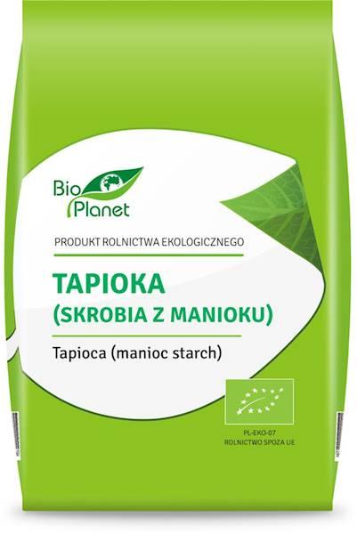 BIO PLANET Tapioka (skrobia z Manioku) bezglutenow