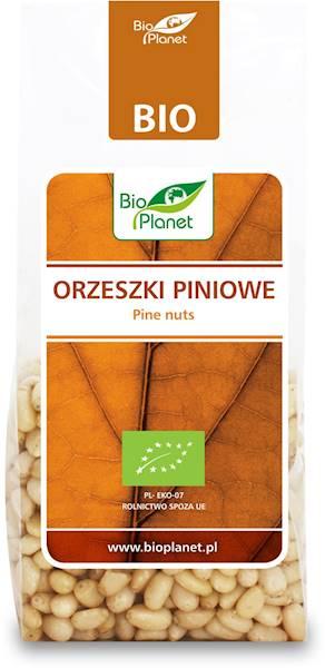 BIO PLANET Orzechy piniowe BIO 100g