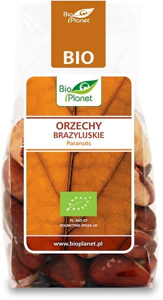 BIO PLANET Orzechy brazylijskie BIO 150g