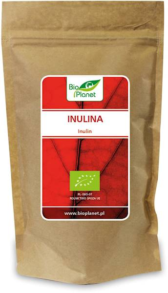 BIO PLANET Inulina z agawy BIO 250g