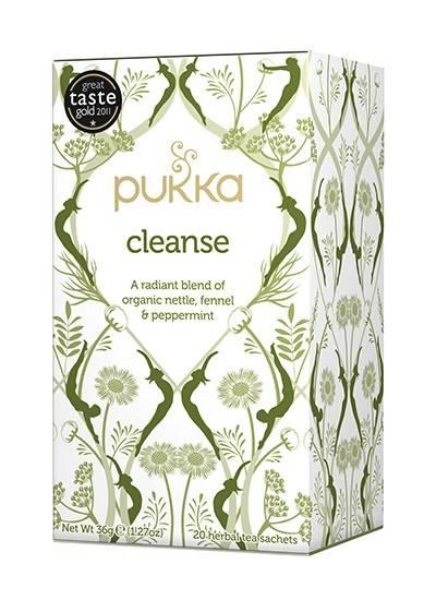 PUKKA  herbata CLEANSE 20 saszetek