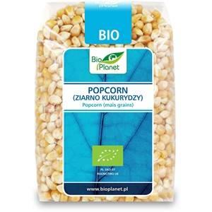 BIO PLANET Popcorn (ziarno kukurydzy) BIO 400g