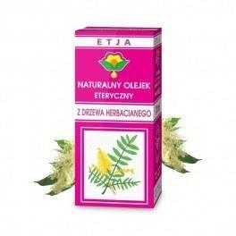 ETJA Olejek eteryczny naturalny - z Drzewa Herbaci