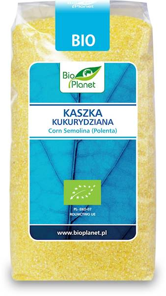 BIO PLANET Kaszka kukurydziana BIO 500g