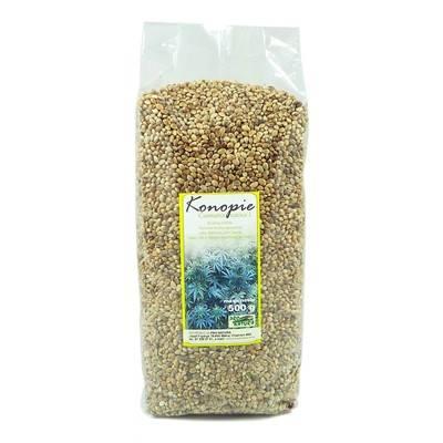 PRO NATURA Konopie nasiona całe 500g