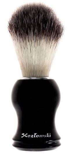 23S syntetyczny do golenia czarny