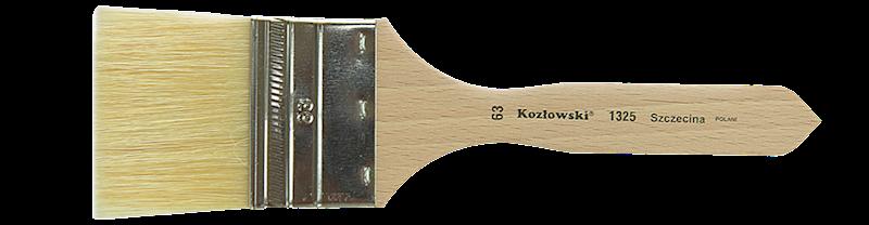 """1325 nr 1"""" płaski szczecina"""