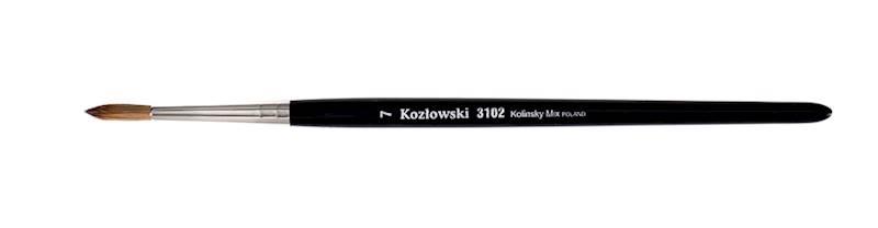 3102 nr 7 stożkowy szkolny Kolinsky Mix