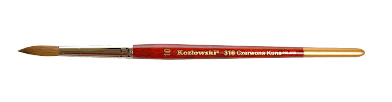310 nr 5 stożkowy czerwona kuna