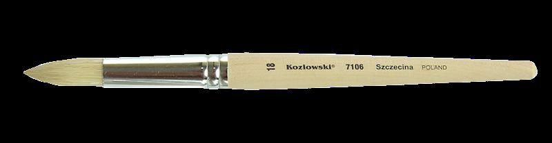 PĘDZEL HOBBYSTYCZNY/SZKOLNY 7106