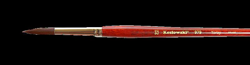 979 nr 18 stożkowy Toray red