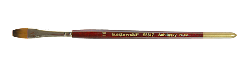 98817 nr 10 płaski Sablinsky