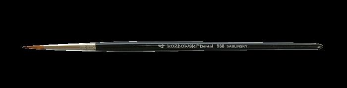 Pędzel stożkowy D988 nr 3 Sablinsky